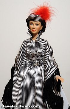 Gene Marshall | To see more Gene Marshall, Franklin Mint, and Tonner Vinyl Doll photos ...