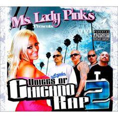Various Artists - Ms. Lady Pinks Presents: Voices of Chicano Rap, Vol. 2 [Explicit Lyrics] (CD)
