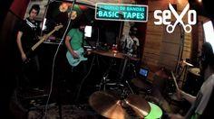 SEXO - EU ACEITO - Live at Basic Tapes Studio #BasicTapes #duelodebandas