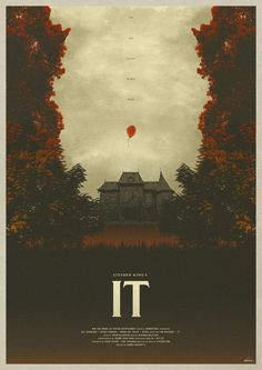 We All Float - It (2017) Poster by edwardjmoran.deviantart.com on @DeviantArt