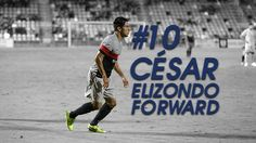 César Elizondo Making a Difference On and Off The Pitch