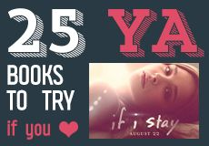 %0A%0AThe Hollywoodization of Gayle Forman's IF I STAY hits theaters this Friday and to celebrate, we're prepping you with a list of books you'll want to read after you come out of the theater in tears.