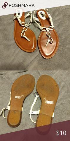 a95a60df5f9 Alex Marie Chain Sandals Alex Marie Chain Sandals In good condition Size 8  Alex Marie Shoes