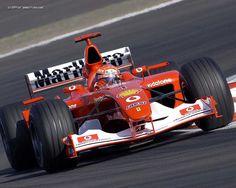 FERRARI F2002 Michael Schumacher, Bmw E30, Car And Driver, Formula One, Auto Racing, Grand Prix, Race Cars, Ferrari, Tattoo