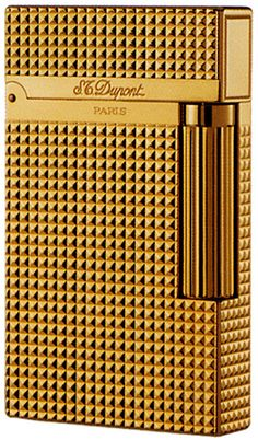 S.T. Dupont Lighter. For any of my wealthy friends and family, my birthday is coming up. Lol
