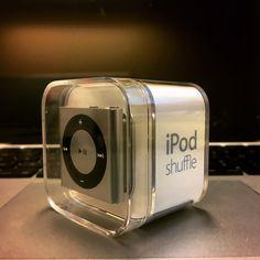 iPod Shuffle 4th Generación