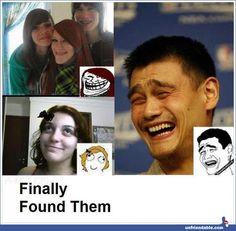 Found Them!