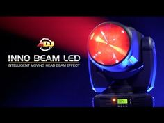 ADJ Inno Beam LED - YouTube