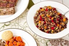 Cranberry, Apricot, and Pecan Wild Rice Pilaf | 32 Vegan Recipes That Are Perfect For Thanksgiving