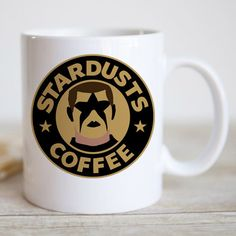 Gift Stardust Coffee Parody Coffee Mug