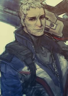 And Jack wore that smile that was so rarely seen Overwatch Fan Art, Overwatch Drawings, Jack Morrison, Overwatch Wallpapers, Witcher Art, Best Fan, Nerd Geek, Ship Art, Funny Comics