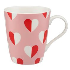 Mono Hearts Stanley Mug | Cooking and Dining | CathKidston