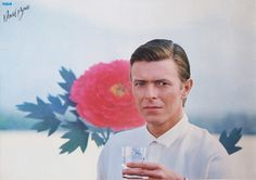David Bowie RCA poster Japan 1980