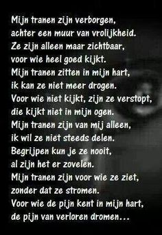 Geregeld ff dit jaar. Sad Quotes, Words Quotes, Wise Words, Best Quotes, Love Quotes, Inspirational Quotes, Sayings, Dutch Words, Dutch Quotes