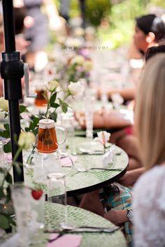 Bridal Shower Tea | Photography: Kristen Weaver