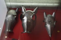 The Wallace Collection horse armour