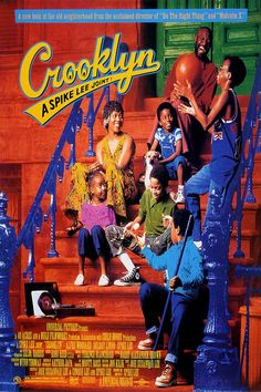a review of crooklyn a 1994 semi autobiographical film by spike lee Crooklyn is   a 1994 semi-autobiographical film co-written and directed by spike lee the film takes place in.