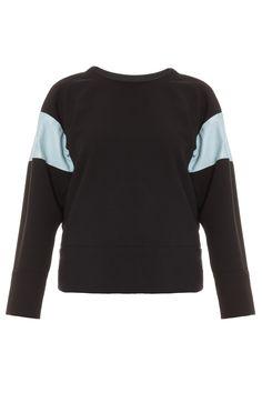 Hannah Ponte #Sweatshirt By #JONATHANSIMKHAI @ http://www.boutique1.com/