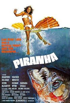 Piranha - 1978 - Movie Poster