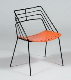 Silla Kyoto (1954) Mathieu Mategot
