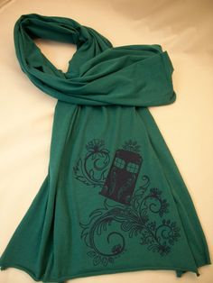 Geekiana on Etsy has the best Doctor Who designs.
