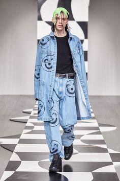 Liam Hodges Autumn/Winter 2018 Menswear | British Vogue #MensFashionWinter