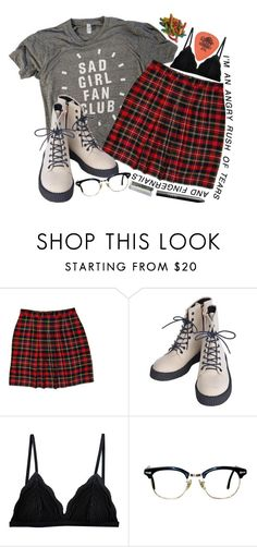 """""""I'm an angry rush of tears and fingernails //Milk and Cookies\\"""" by alphabet-girl ❤ liked on Polyvore featuring Cosabella and NARS Cosmetics"""