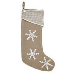 Pearlescent Stocking