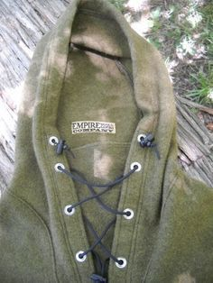 Lester River Bushcraft Boreal Shirt-looking for a pattern to make one from milsurp blankets.