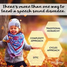 There's more than one way to treat a speech sound disorder! in case you are getting frustrated with speech sound therapy, and wondering what else there may be to try, here are some other options for you.⁣ #sped #slp #speechtherapy