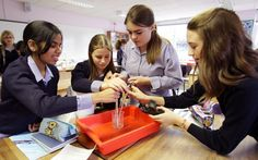 Date of coverage: 12 March-14 Girls, listen up 'studying science opens doors to fascinating careers' says FTSE boss #womeninscience