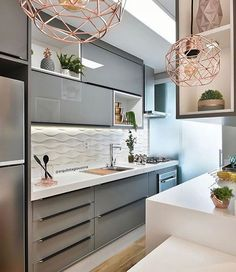 Target Home Decor Kitchen Interior has never been so Beautiful! Since the beginning of the year many girls were looking for our Trendy guide and it is finally got released. Now It Is Time To Take Action! Home Decor Kitchen, Kitchen Furniture, Kitchen Interior, Home Kitchens, Warm Kitchen, Kitchen Ideas, Küchen Design, Interior Design, House Design