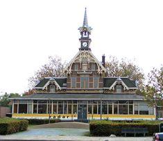 Oostelijk Havengebied Amsterdam | Kantine voormalig abattoirterrein