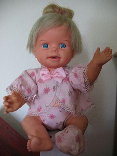 cheerful tearful doll   Cheerful Tearful' Mattel 1960's   Flickr - Photo Sharing!