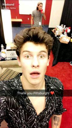 Shawn via snapchat 8.20.17