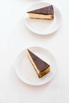 chocolate orange cheesecake   the vanilla bean blog