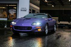 The #mattemetallicpurple '01 Camaro we wrapped last week. #PDXWraps #NoPaintRequired  #3MPreferred #MoB #pdx #portland #oregon #503 #pnw #pacificnorthwest #instawrap #vehiclewrap #vehiclewraps #wrapped #3mwraps #avery #camaro #ss #purple