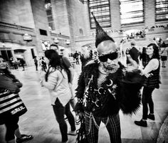 The Fade - Grand Central Terminal NYC