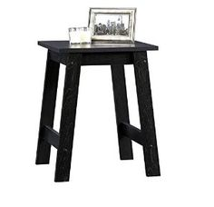 Mainstays Parsons End Table, Multiple Colors | Colors, Black And End Tables