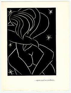 Henry de montherlant Matisse