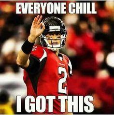 Go Falcons!