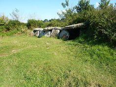 Allée couverte de Kerguntuil - Trégastel — Wikipédia