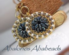 Calendulas by AbaBeads, via Flickr