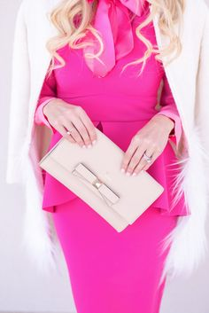 Pink on Pink, Elle Woods Style