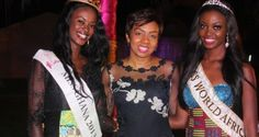 'Miss World Africa'-Naa Okailey Shooter, Receives A Stately Welcome Reception At La Palm Royal Beach Hotel