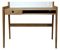 Bauhaus-inspired Work Desk by Studio Ziben