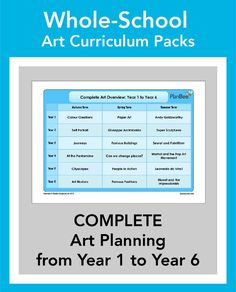 Maths Primary Resources: Lesson Plans, Activities and Ideas PlanBee, National Curriculum, Art Curriculum, Primary Resources, Primary Maths, Plan Bee, Stone Age Art, Spelling Lists, Sculpture Lessons, Pop Art Movement