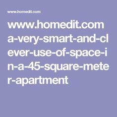 www.homedit.com a-very-smart-and-clever-use-of-space-in-a-45-square-meter-apartment