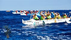 Queen Liliokalani, the world's largest long distance race held in Kona every September www.CharlaPhotography.com