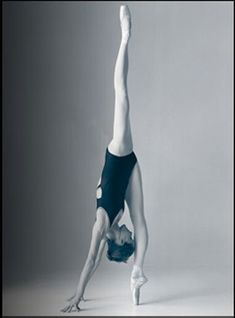 I can't even imagine being this strong or flexible